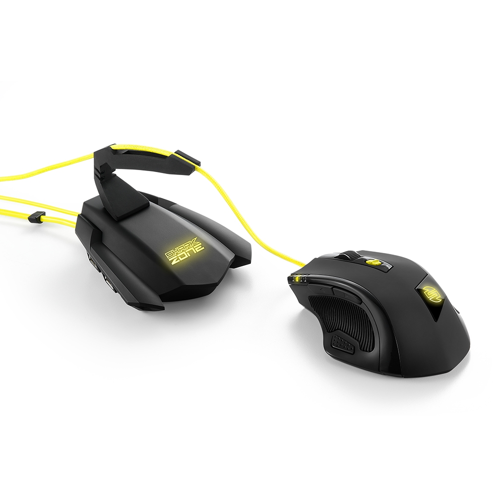 Sharkoon Shark Zone M51 Hp Mouse Gaming M 150 6