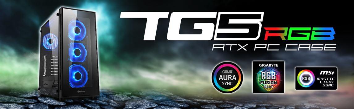Sharkoon - TG5 RGB